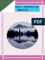 Preguntas Biblicas y Sus Respuestas