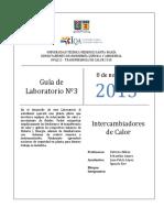 Guía Laboratorio 3 Transferencia de Calor 2.2015