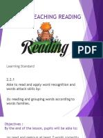 Teaching Reading YR2