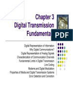 Chapter 3_digital Transmission Fundamentals
