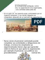 Ley Federal de trabajo en México