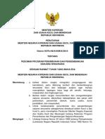 KMUKM No 4 Tahun 2010 Tentang Penumbuhan Sarjana Wirausaha
