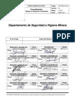 28.- Procedimiento Trabajos en Espacios Confinados Versión 00 Cf