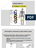 Cadenas Cinéticas Musculares 2014