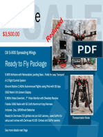 DJI S900 Sales Flyer Rev3
