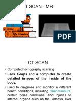 Radiologi Terapan Ct Scan Mri