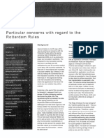 Particular concerns - Rotterdam Rules.pdf