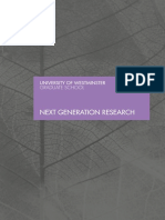 Graduate School Next Generation Research Booklet