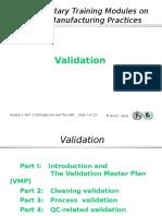 Validation 01