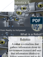 robotics artificial intelligence