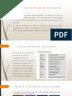 Perfil Del Proyecto y Su Estudio de Prefactibilidad