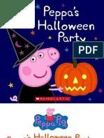 Peppa 39 s Halloween Party