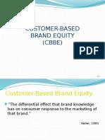 2.Customer Based Brand Equity