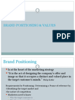 3.Brand Positioning