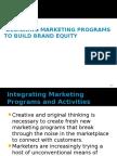 4.Mktg Prog.-brand Equity