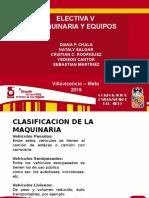Diapositivas Maquinaria y Equipos 1