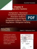 documnet for refrigeration
