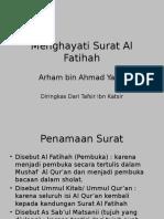 Menghayati Surat Al Fatihah.pptx