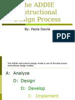 The ADDIE Instructional Design Process (2)
