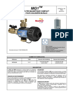 3070 Filtre Magnétique Compact MG1 Fr
