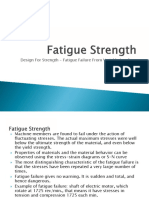 Chapter 2 Design for Strength - Fatigue Strength Variable Loading