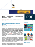 Host Ucbrowser Gratis Para Movistar Ecuador