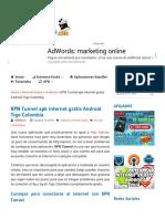 KPN Tunnel Apk Internet Gratis Android Tigo Colombia