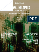 PitchBook Global 2016 PE Deal Multiples Report II
