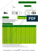 Shielded Magnetic Plastic SMD Power Inductors PNR Type