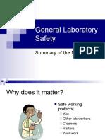 Lab Safety 2016