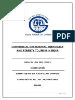 11B099-Commercial Gestational Surrogacy & Fertility Tourism.docx