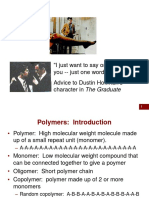 2.1-Types of Polymers