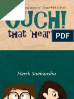 Ouch That Hearts - Snehanshu Harsh