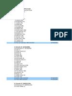 Listado de Equipos Liga 2011-2012 Es