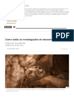 Como Estão as Investigações Do Desastre de Mariana_ - BBC Brasil
