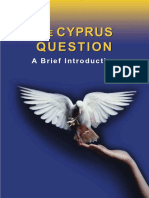 Cyprus Question - Brief Introduction (2011)