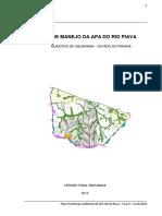 Plano de Manejo Apa Rio Piava