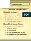 Cours d AUJOURD4HUI L Entrepreneur