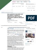 Ação Para Anulação de Contrato Bancário Abusivo de Confissão de Dívidas e Outras Avenças, Com Pedido de Indenização - Petição - Jus Navigandi