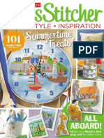 CrossStitcher 2016 Summer