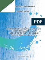 Realidad Pluricultural de Guatemala y Gestión Integrada Del Agua