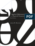 Applied Mathematics For Physical Chemistry - James Barrante.pdf
