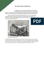 Semi-submersible Drilling Rigs
