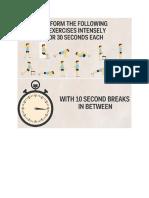 7min Gym Workout