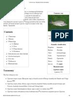 Common Carp - Wikipedia, The Free Encyclopedia