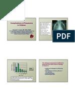 08lec-Complications of Pneumonia