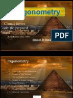 Trigonometry Tipqc