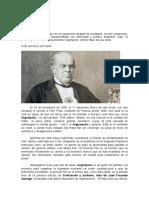 Prologo a Argiropolis de Sarmiento