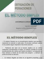 El Metodo Simplex