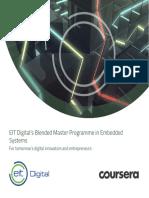 EIT-Digital IoT Through EmbeddedSystems OnlineDEF06